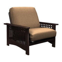 Rhodes Futon Chair Set