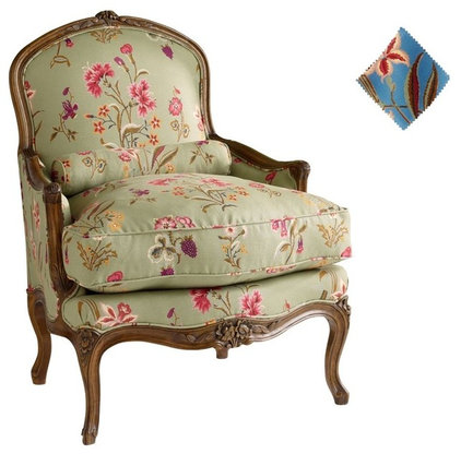 Traditional Armchairs And Accent Chairs by Pierre Deux -- CLOSED