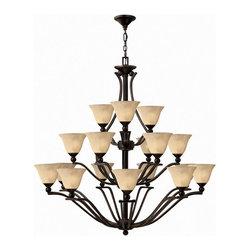 Hinkley Lighting - Hinkley Lighting 4659OB Bolla Olde Bronze 18 Light Chandelier - Hinkley Lighting 4659OB Bolla Olde Bronze 18 Light Chandelier