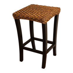 Abaca Bar Stool