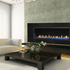 Indoor Fireplaces by heatnglo.com