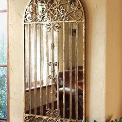 """""""Garden Gate"""" Mirror -"""