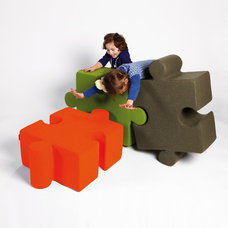 Kids Chairs Buzzi KidzPuzzle Cushion