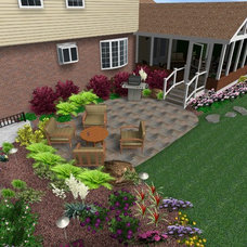 Traditional Rendering by Fine Decks Inc