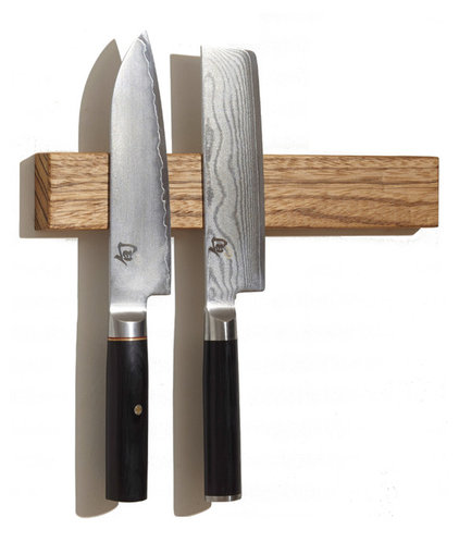 Contemporary Knife Storage by NePalo Cabinetmakers