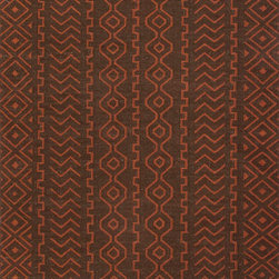 Jaipur Rugs - Flat-Weave Tribal Pattern Wool Brown/Red Area Rug (9 x 12) - A range of beautifully designed flatweaves in a stunning color palette. Hand woven from 100% wool ach rug has its own personality and is versatile and easy to use.