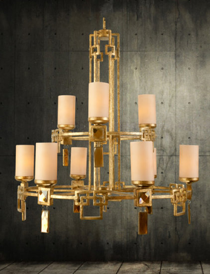 Eclectic Chandeliers by Varaluz