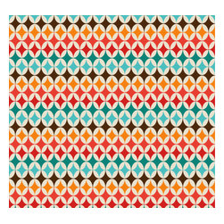 Removable Wallpaper-California-Peel & Stick Self Adhesive, 24x120 - Couture WallSkins.  Your wall will love you for this.