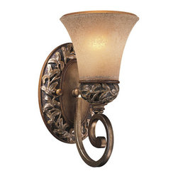 Minka Lavery - Minka Lavery ML 5551 1 Light Wall Sconce from the Salon Grand Collection - Single Light Wall Sconce from the Salon Grand CollectionFeatures: