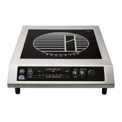 Iwatani - 2500 Watt Table-Top Induction Stove - Automatic safety shut-off