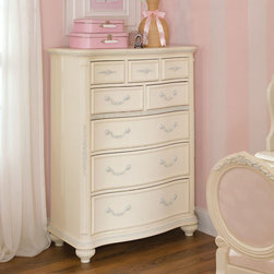Lea Children's Furniture - Romance Drawer Chest - Romance Drawer Chest