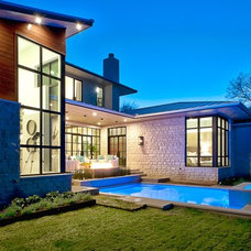 Eclectic  by Greenbelt Construction