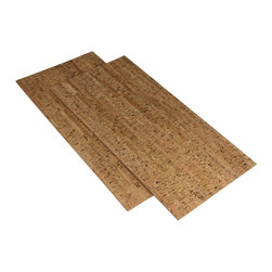 "Forna - 1/4"" Silver Birch Cork Tiles Flooring 22 Sq.ft Per PKG - 1/4"" Silver Birch Cork Tiles Flooring 22 Sq.ft Per Package - Step Out of Your Warm Bath Onto Your Warm Cork Floor. 100% Water Proof Cork Glue Down Tiles."