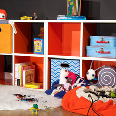 Houzz Products: Instant Storage for the Kids' Stuff