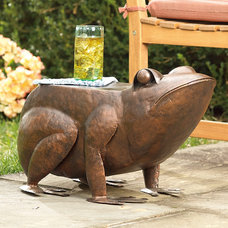 Eclectic Garden Statues And Yard Art by Plow & Hearth