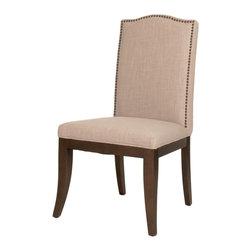 Orient Express Furniture - Orient Express Furniture Regency August Dining Chair - Set of 2 -