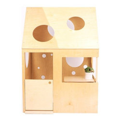 Circle Playhouse - Set up shop in the Circle Playhouse. Made from sustainable wood, it takes its inspiration from Scandinavian fishing cottages.