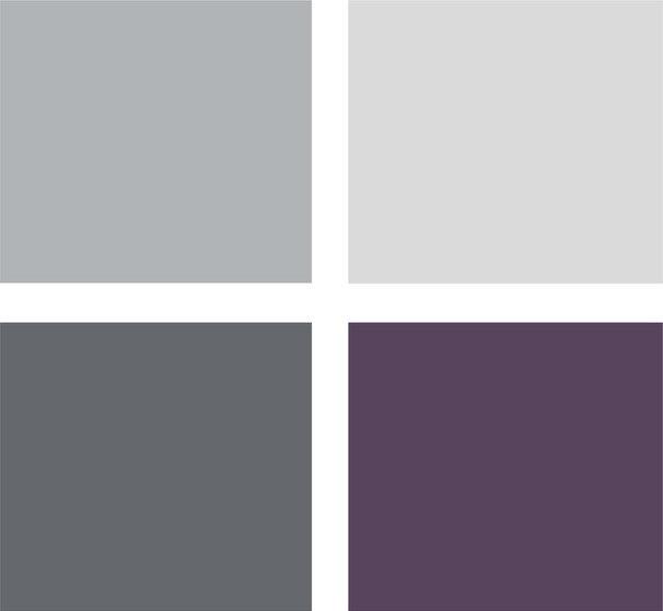 8 great color palettes surprising bedroom neutrals - Show me the color lavender ...
