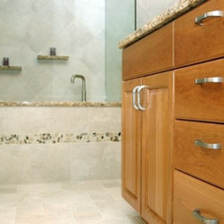Glorious Wood  (built-in cabinets +) - Let us take your bathroom and transform it! We have a great team, who are not only great at customer service but they are great at what they do. Remodeling can be stressful but we can absolutely help you with that.