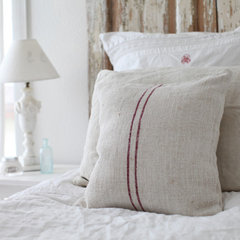 pillows by Dreamy Whites