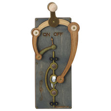 Eclectic Switchplates by UncommonGoods