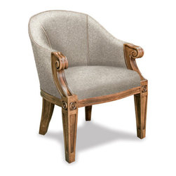 California House - ivey game chair (fabric) - Manufactured in the USA, we are proud to offer our customers this premium game room furniture from a third generation, family-owned company.