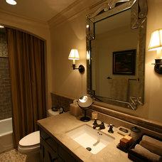 Bathroom by Bruce Frasier Architects, P.C.