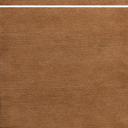 "Dura Supreme Cabinetry - Dura Supreme Cabinetry Moda Cabinet Door Style - Dura Supreme Cabinetry ""Moda - Horizontal"" (horizontal grain) cabinet door style shown in Quarter-Sawn Red Oak Veneer with Dura Supreme's ""Clove"" finish."
