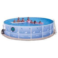 Modern Swimming Pools And Spas by Wayfair