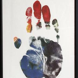 Arthur Boden, Hand Portrait, Lithograph - Artist:  Arthur Boden, American