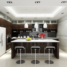 Modern Kitchen Cabinets by Hangzhou Amblem Kitchen Ware Co.,Ltd