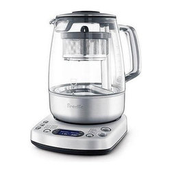 Breville One-touch Tea Maker - With all the types of teas available today, it's become something of a science to know exactly how long to brew a specific tea. This tea maker solves the problem. It provides the optimum tea flavor and aroma at the touch of a button.