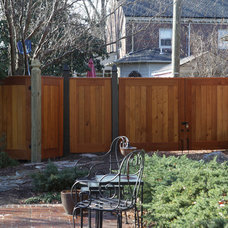 Fencing by Van Jester Woodworks