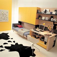 Modern  Modern kids room