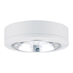 Sea Gull 9485-15 White Puck Light