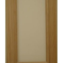 Mahogany Entry doors - Made of single, or double patio door. Can be front entrance door with glass insert.