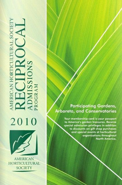 American Horticultural Society Membership