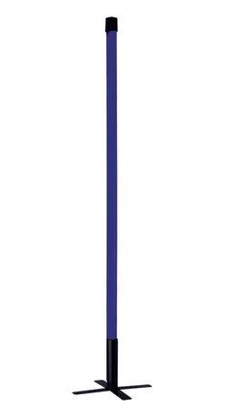 Dainolite - Dainolite DSTX-36-BLK Black 36W Indoor Fluorescent Lite Stick - Dainolite DSTX-36-BLK Black 36w Indoor Fluorescent Lite Stick