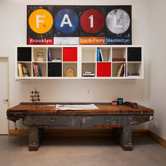 modern home office by 38 Spatial, Inc.