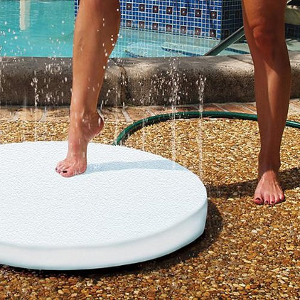Modern Hot Tub And Pool Supplies by FRONTGATE