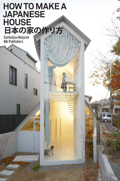 contemporary  &quot;How to Make a Japanese House&quot; by Cathelijne Nuijsink