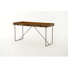 Rustic Desks And Hutches by Masins Furniture