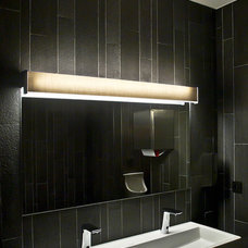 Contemporary Bathroom Vanity Lighting by LIGHT