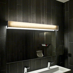 contemporary bathroom lighting and vanity lighting by LIGHT