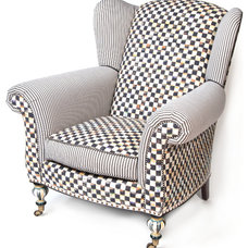 Eclectic Accent Chairs by MacKenzie-Childs