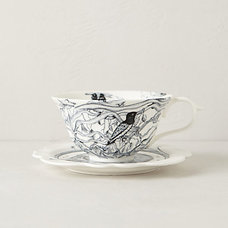contemporary mugs by Anthropologie