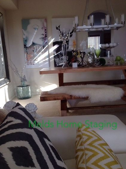 by MELDS home staging