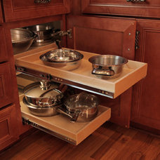 Cabinet And Drawer Organizers by ShelfGenie of Lancaster