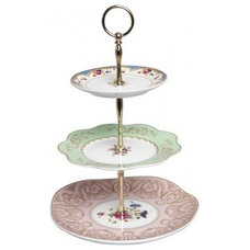 Traditional Dessert And Cake Stands by Bouf