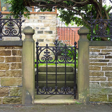 Traditional Home Fencing And Gates by Wiemann Metalcraft